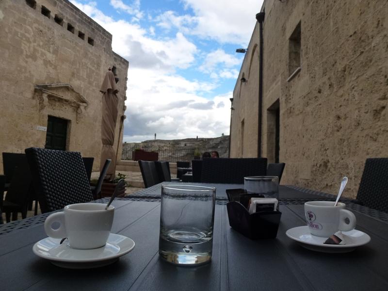 Matera, Basilicate dans cafés matera-basilicate