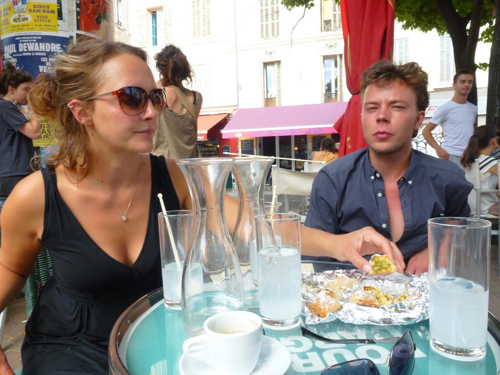 Marseille, cours Julien dans bars marseille