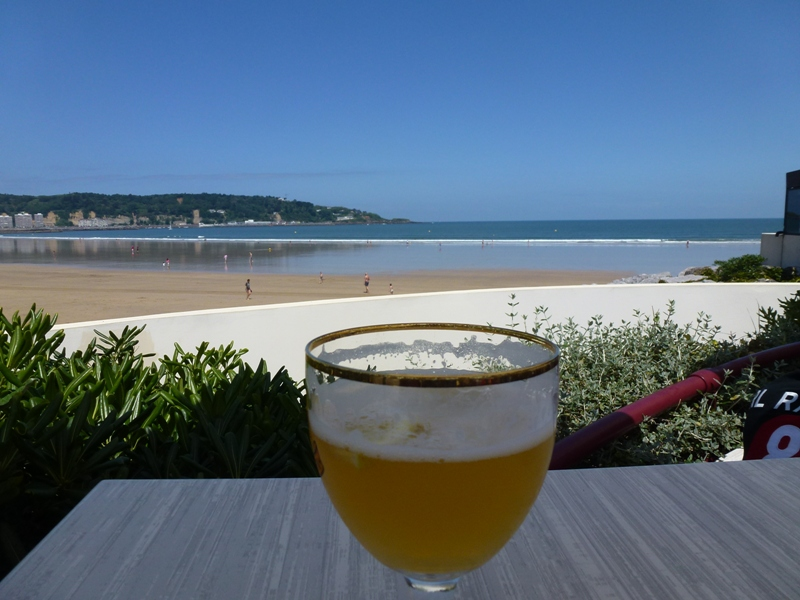 Hendaye, Pays basque dans bars hendaye-068