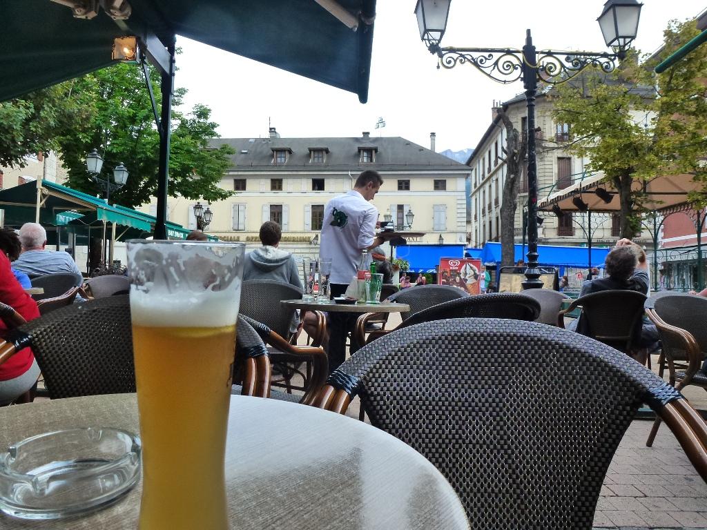 Barcelonette, Ubaye dans bars barcelonnette
