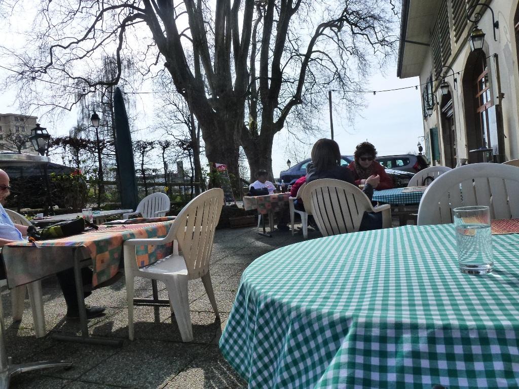 Café restaurant la Ferme du Désert