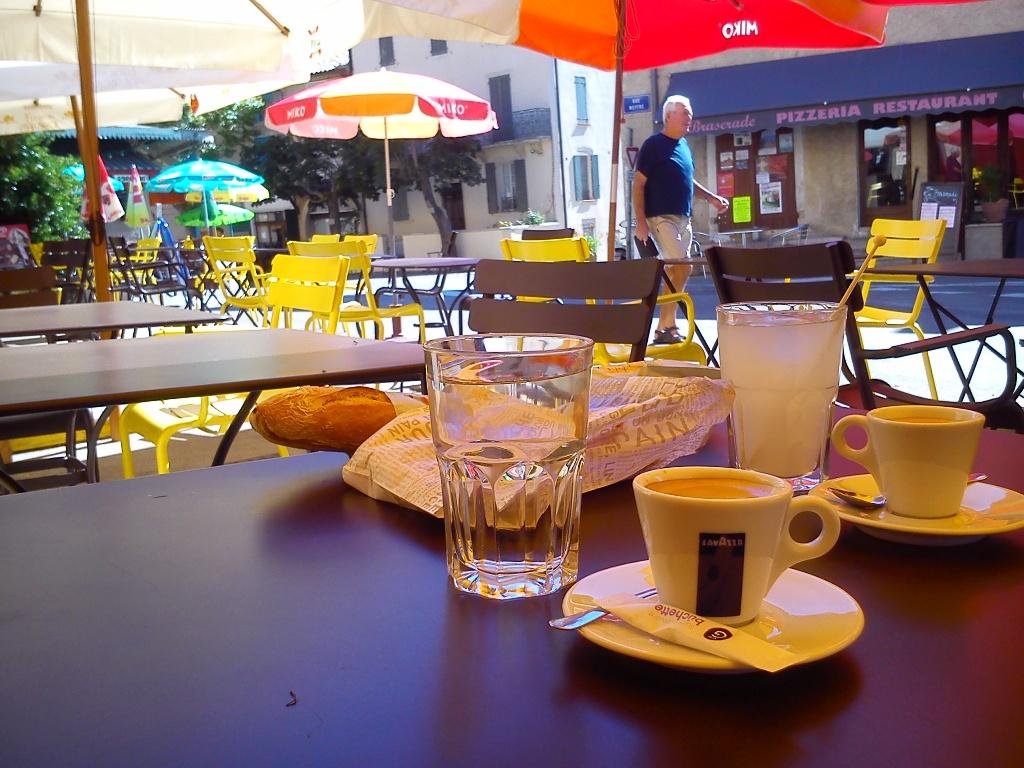 Le Café Restaurant des Voyageurs