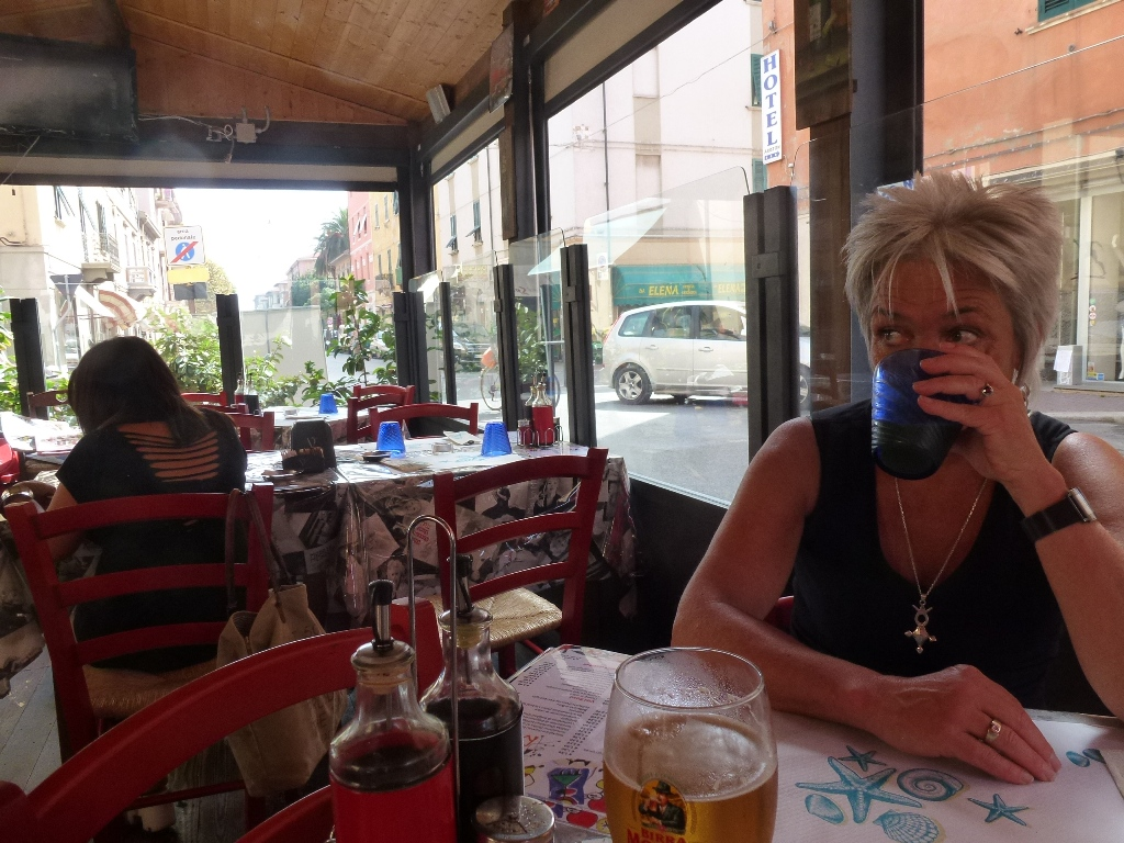 Le Bar Miro à Piombino
