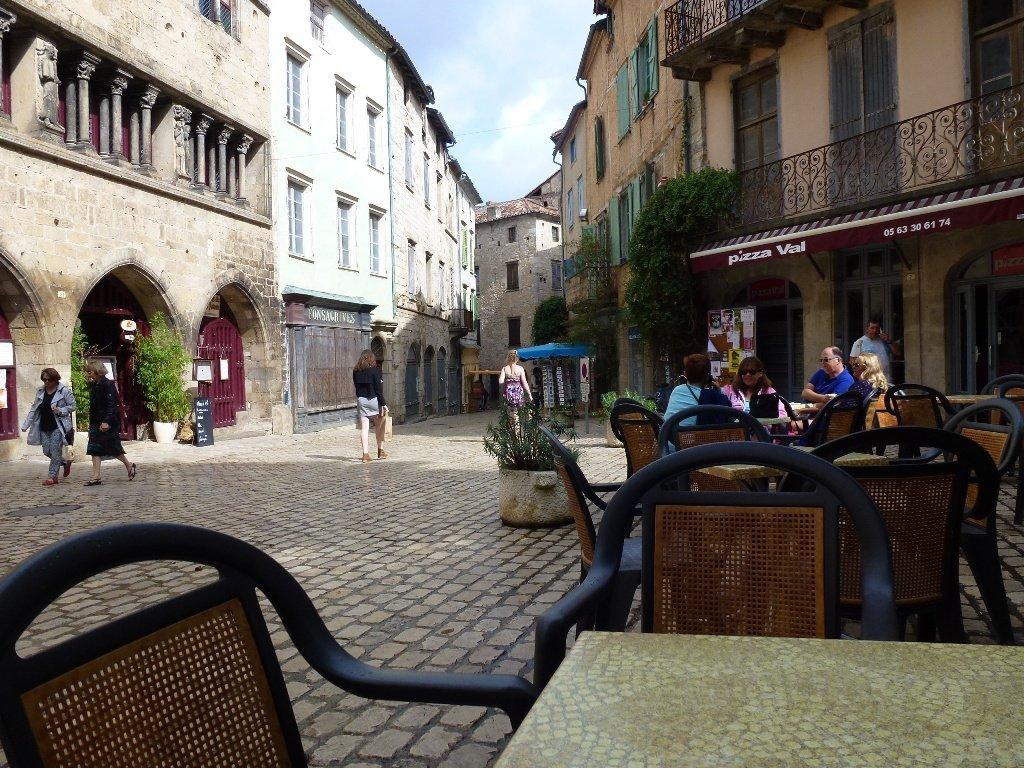 Le Café de la Halle
