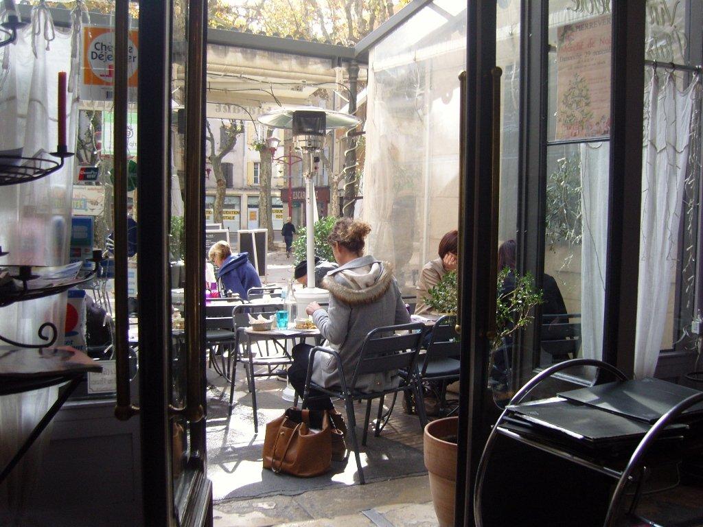 le Restaurant la Barbotine