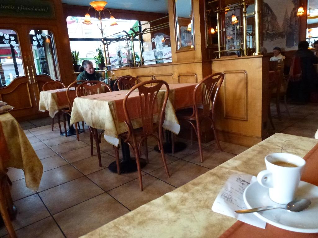 Brasserie Le Vaudois