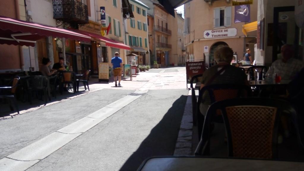 Le Café des Arcades
