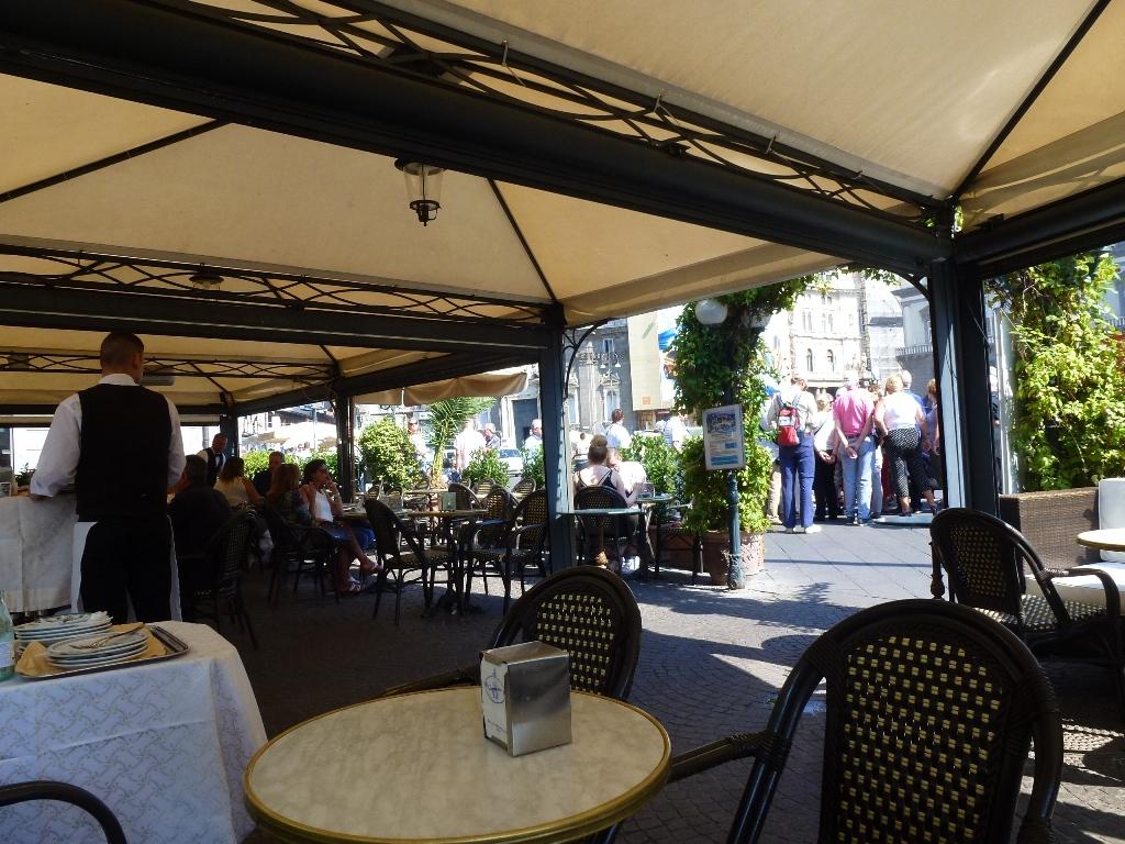 Le Café Gambrinus