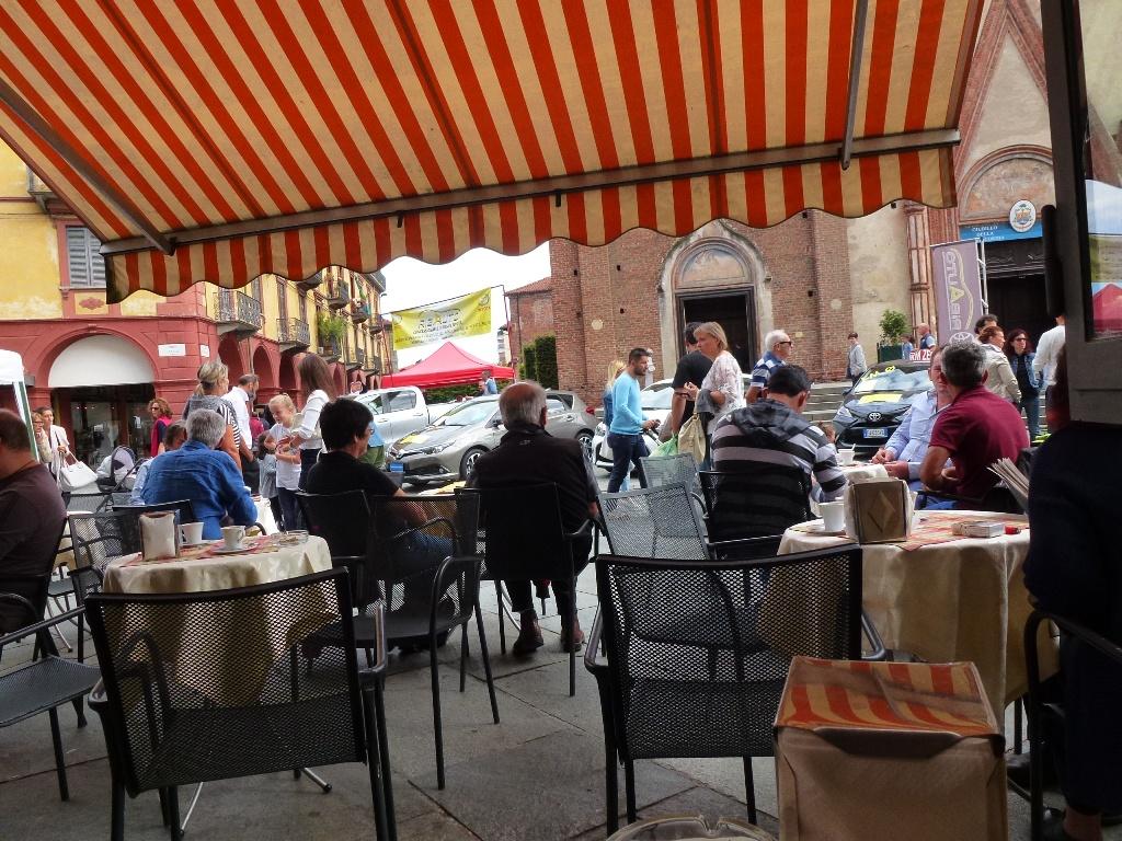 Le Caffé Roma