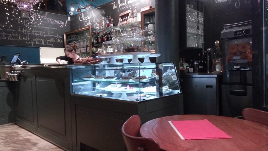 Le Coccinelle Café